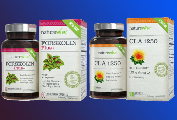 Forskolin vs CLA