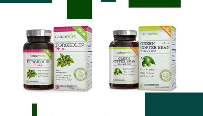 Forskolin vs Green Coffee Bean