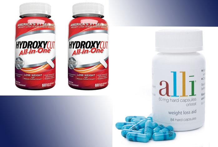 Hydroxycut vs Alli