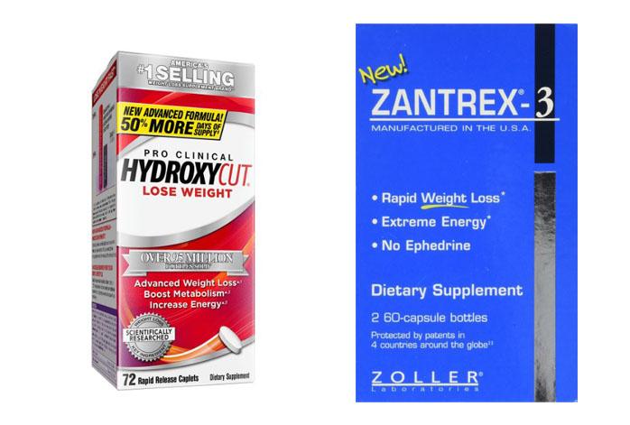 Hydroxycut vs Zantrex 3