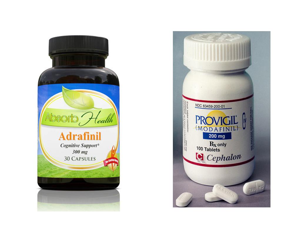 adrafinil-vs-modafinil