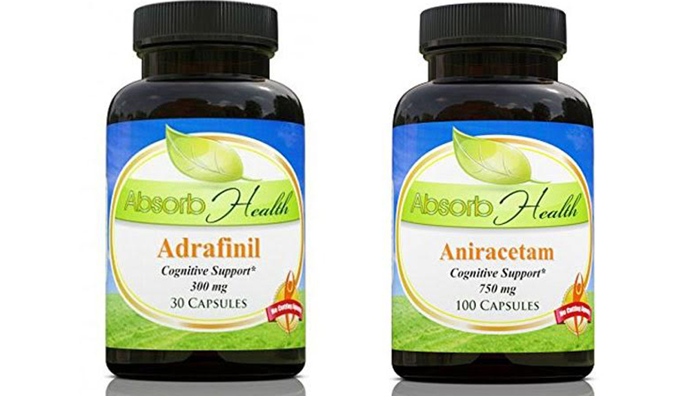 Adrafinil vs Aniracetam