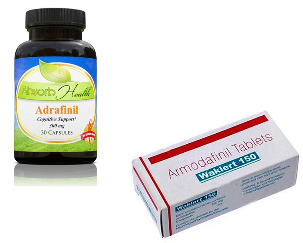 adrafinil-vs-armodafinil