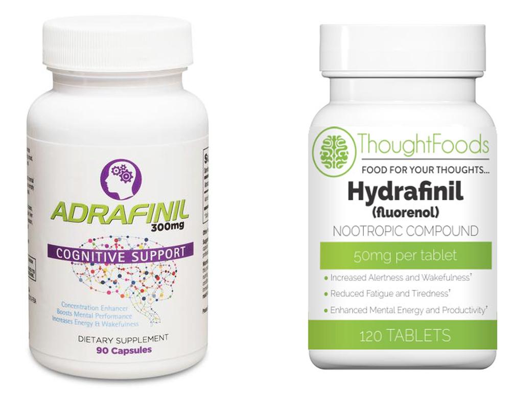 adrafinil-vs-hydrafinil