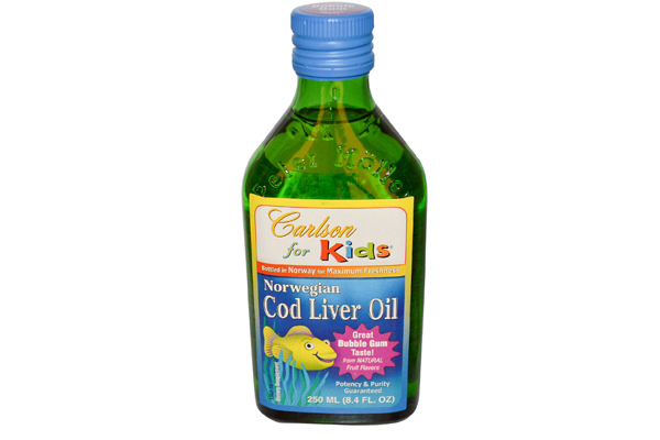 Carlsons COD Liver Oil