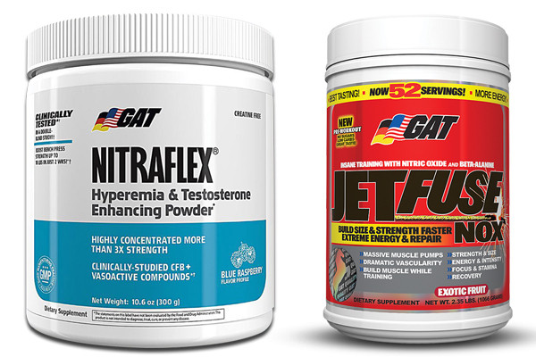 Nitraflex vs Jetfuse