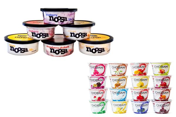 Noosa Yogurt vs Chobani