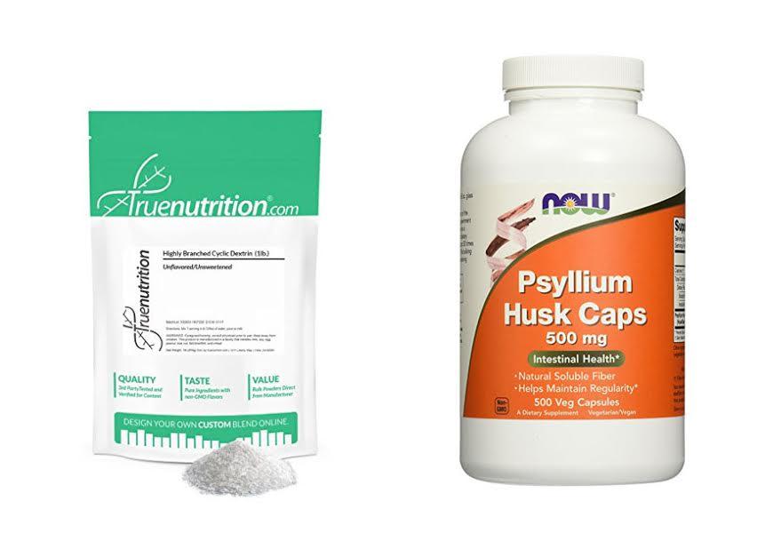 Dextrin vs Psyllium