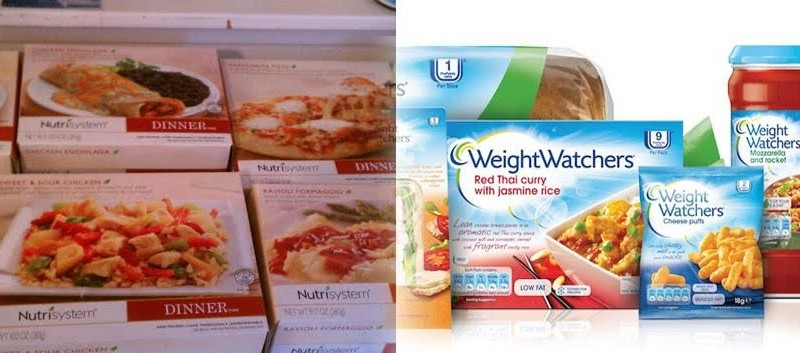 Nutrisystem vs Weight Watchers
