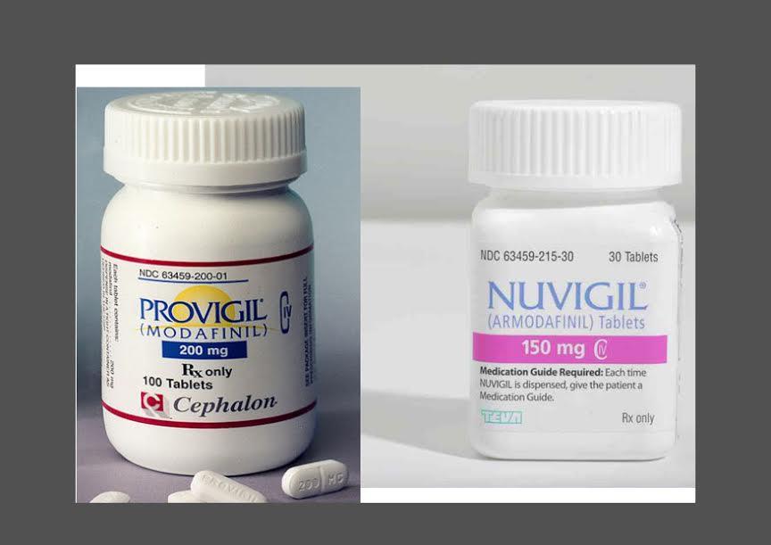 Provigil vs Nuvigil