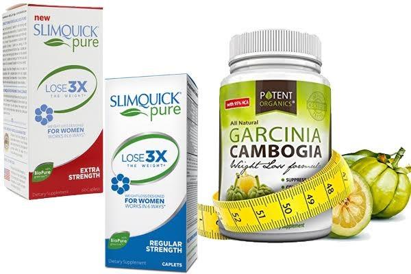 Slimquick vs Garcinia Cambogia
