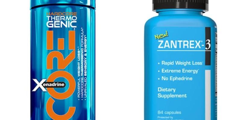 Xenadrine vs Zantrex 3