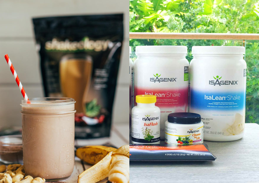 Shakeology vs Isagenix 1