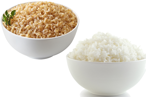 Brown Rice vs White Rice 1