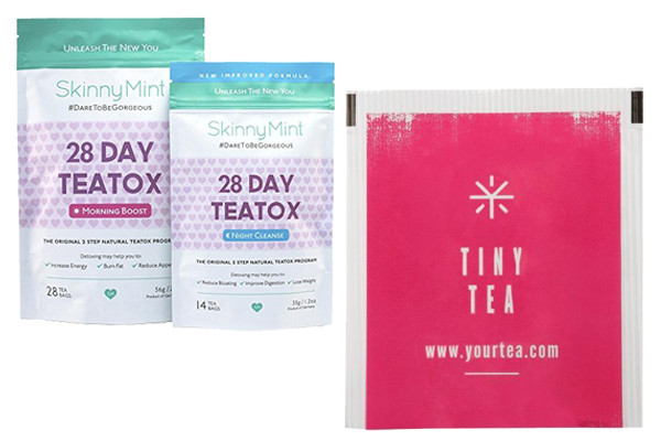 Skinnymint vs Tiny Tea 1