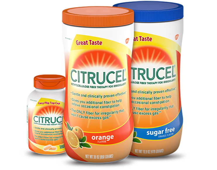 Citrucel vs Mirafiber 2