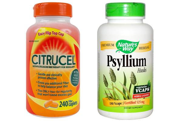 Citrucel vs Psyllium 1
