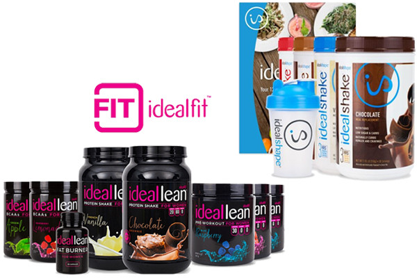 IdealFit vs IdealShape 1