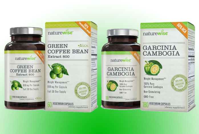 Green Coffee Bean Extract vs Garcinia Cambogia