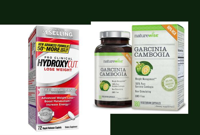 Hydroxycut vs Garcinia Cambogia
