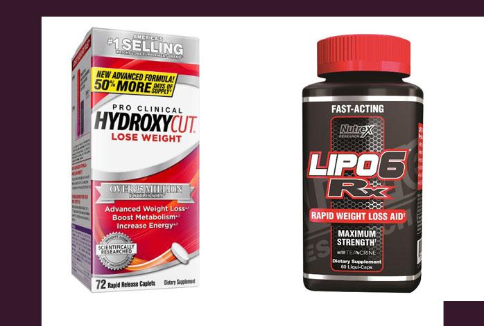 Hydroxycut vs Lipo 6