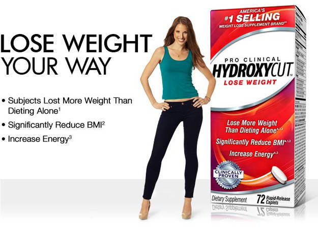 Hydroxycut.