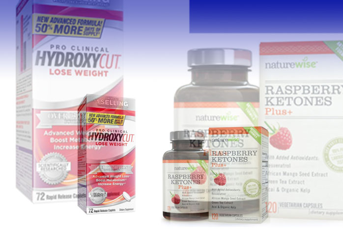 Raspberry Ketones vs Hydroxycut
