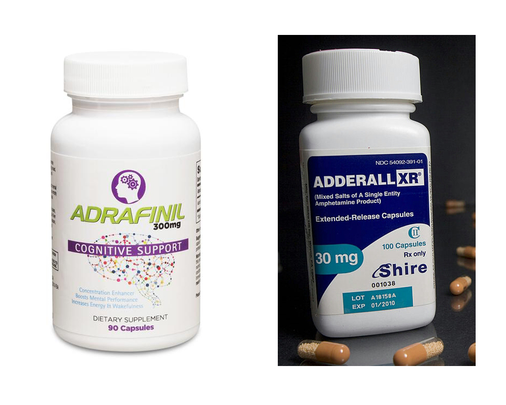 adrafinil-vs-adderall