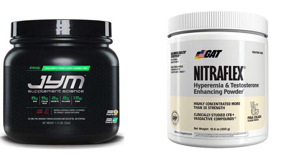 nitraflex-vs-pre-jym