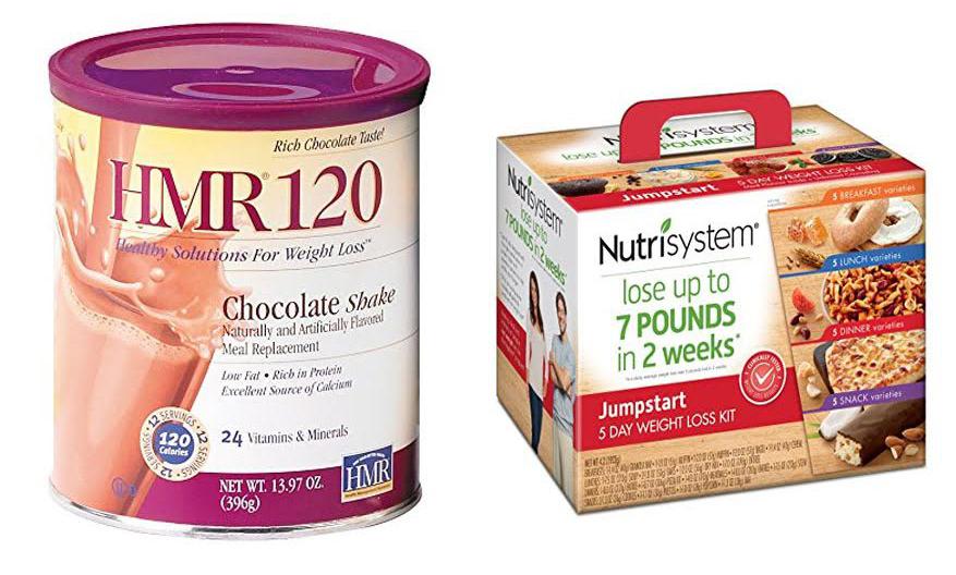 HMR Diet vs Nutrisystem