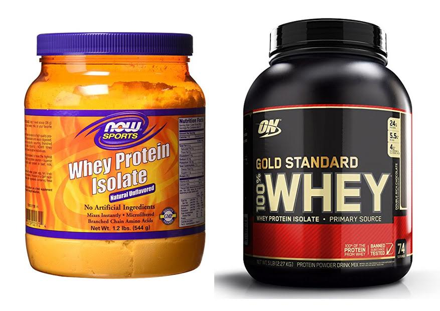 Whey Protein Isolate vs Whey Protein
