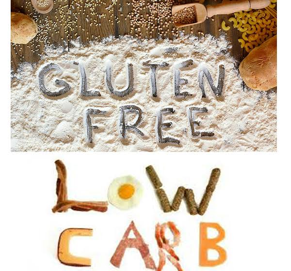Gluten Free vs Carb Free
