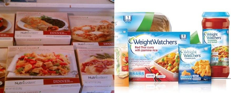 Nutrisystem vs Weight Watchers