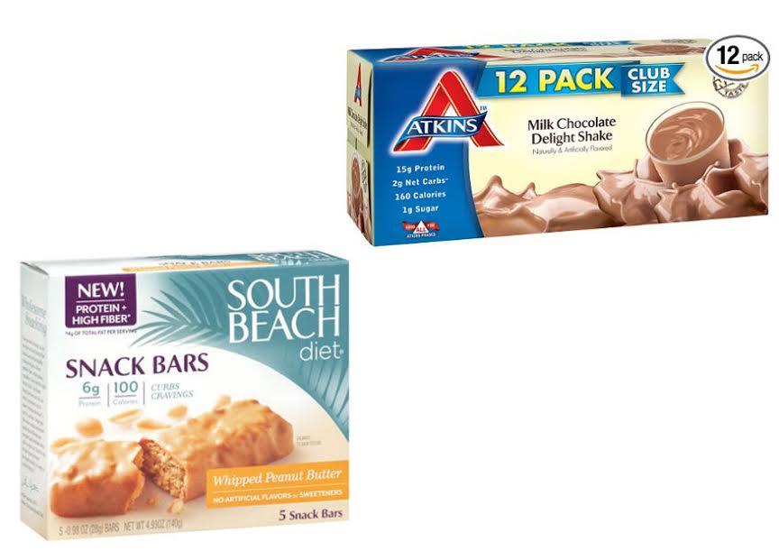 South Beach vs Atkins