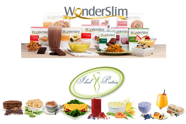 Wonderslim vs Ideal Protein