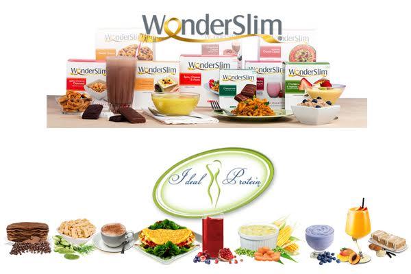Wonderslim vs Ideal Protein