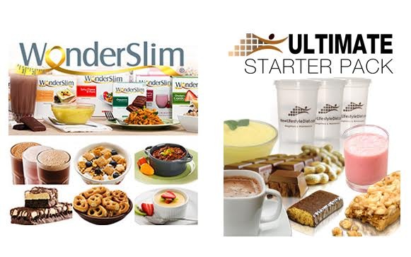 Wonderslim vs New Lifestyle Diet
