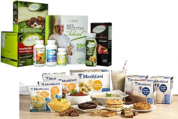 Ideal Protein vs Medifast