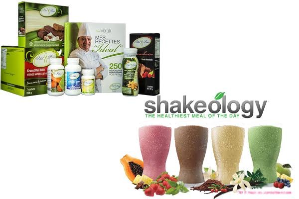Ideal Protein vs Shakeology