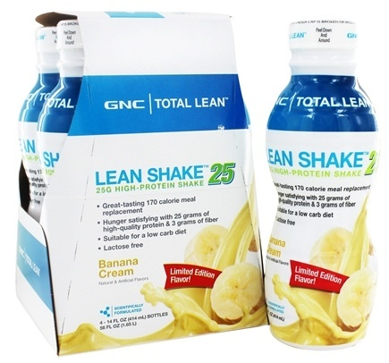 Lean Shake 25