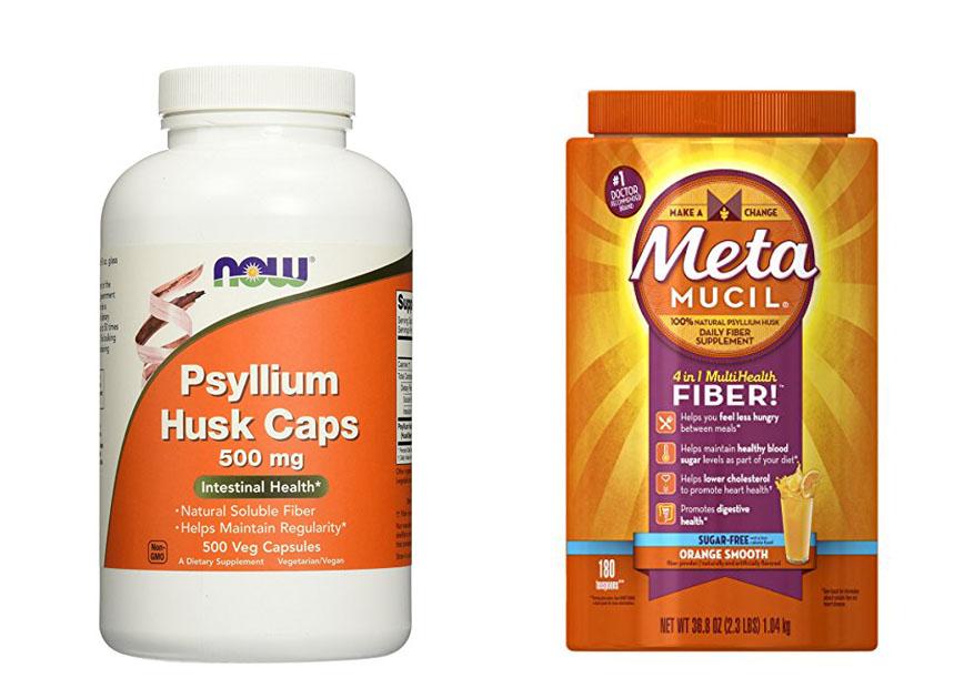 Psyllium vs Metamucil 1