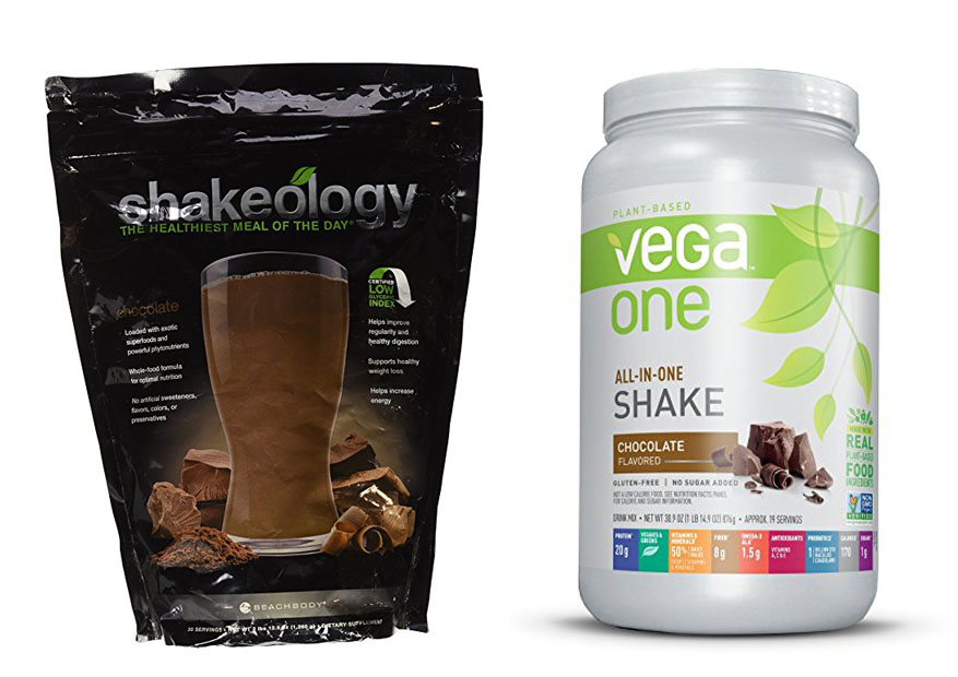Shakeology Vs Vega One 1