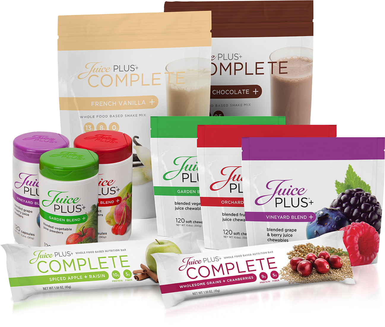 Shakeology vs Juice Plus 3