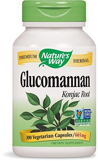 Glucomannan vs Metamucil 2