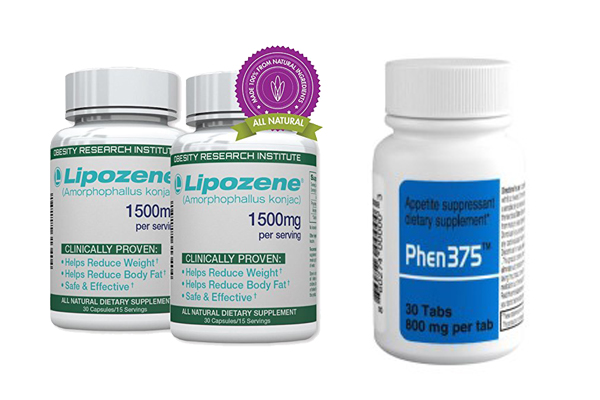 Lipozene vs Phentermine 1