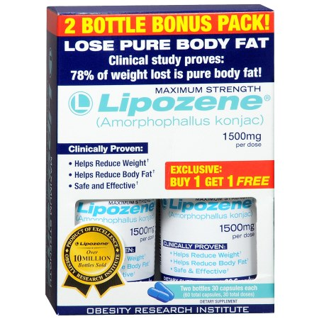 Lipozene vs Phentermine 2