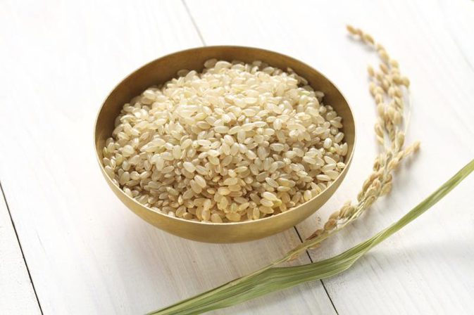 Quinoa vs Brown Rice 2