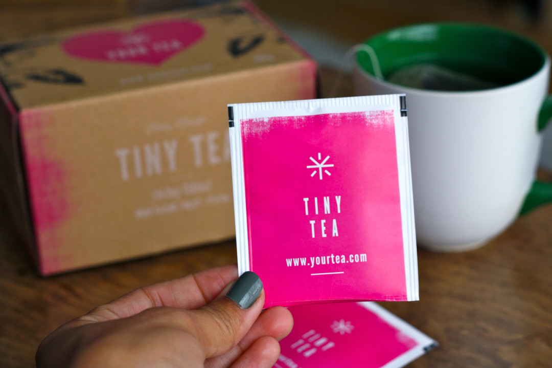 Skinnymint vs Tiny Tea 3