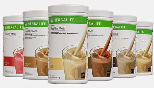 IdealShape vs Herbalife 3