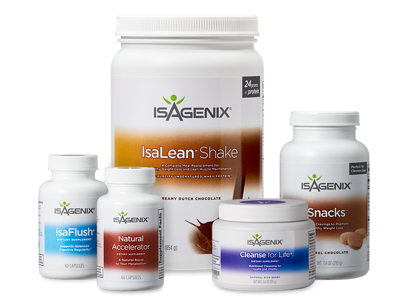 Isagenix vs Herbalife 2